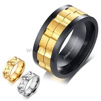 Personalized Simple Promise Ring for Him 9mm https://www.gullei.com/personalized-simple-promise-ring-for-him-9mm.html