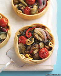 Vegetable Tartletts