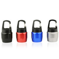 3W Mini COB Keychain Flashlight Pocket Portable Camping Light DC3V