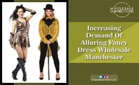 Get Alluring Wholesale Fancy Dress at Low and Reasonable Prices from Manchester's Top Online Wholesale Store.  http://wholesaleconnections-uk.blogspot.com/2018/11/increasing-demand-of-alluring-fancy.html