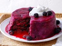 Recipe of the Day: Blackberry Summer Pudding If you've never had this classic British dessert, peak blackberry season is a perfect time. (That's now!) Simply turn a loaf of sandwich bread into a delicious mold for the juicy berries, then s...
