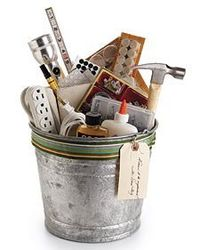 Make a practical housewarming gift for your new neighbors.
