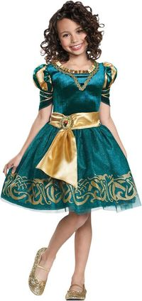 Merida Classic Toddler 3-4T $30.91 https://costumecauldron.com