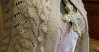 Ravelry: Arien of Dorthonion Capelet pattern by L. Marie Benjamin