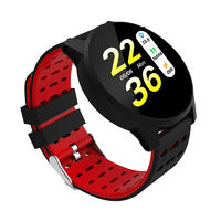 XANES® B2 1.3'' TFT Color Screen IP67 Waterproof Smart Watch Blood Pressure Fatigue Monitor Remote Camera Sports Fitness Bracelet