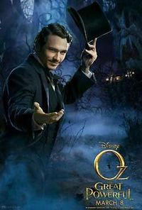 Five downloadable Oz character posters