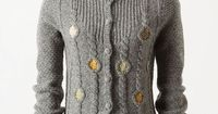 Softer Diamonds Cardigan from Anthropologie