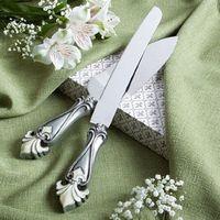 Fleur de Lis Collection - Cake Knife and Server Set