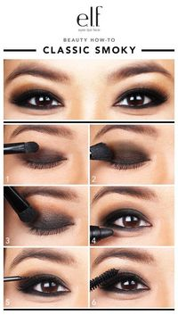 SMOKY AND FIERCE are the two words of the day elfettes! If you haven't mastered this look yet, you're going to be a complete pro after you try this easy tutorial. Our model Leslie was perfect for this look! Click through to try these six steps and...