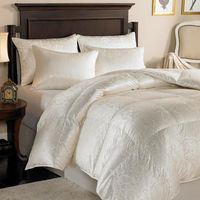 Eliasa Canadian White Goose Down Comforter by Downright $2475.00