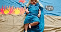 Have you ever wondered what Frank Underwood from House of Cards would look like as a baby? How about Daenerys Targaryen from Game Of Thrones