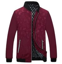 Casual Men's Jacket - 4 Colors $49.00