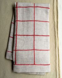 Whit's Knits: Lines + Squares Baby Blanket