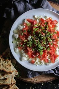 #Recipe : 5 Ingredient Mediterranean Dip