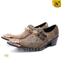 Haute Couture Men Leather Dress Shoes CW708211 | CWMALLS.COM
