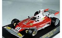 Supreme 1975 Ferrari 312T Niki Lauda 1/43Rd Size Car Model Formula One Version R0154X No description (Barcode EAN = 3498601884391). http://www.comparestoreprices.co.uk/formula-1-cars/supreme-1975-ferrari-312t-niki-lauda-1-43rd-size-car-model-formu...