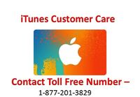 Just Dial 1-877-201-3829 iTunes Customer Service Phone Number if you want to attain specific or detailed information on any feature or topic related to iTunes. You can inquire about all the features, new versions, and other packages that you can avail as ...
