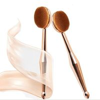 �Ÿ˜�Professional Makeup Brushes Toothbrush Design New Mermaid Makeup Brush Foundation Oval Brushes for Concealer Brush foundation�Ÿ˜� $7.20