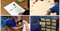 Here is how one Kindergarten teacher got her entire class to learn all 125 of her district's required sight words using a variety of innovative techniques.