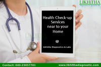 Likhitha's diagnostic center came up with best diagnostic services in Hyderabad. We are a team of doctors and health care professionals providing quality diagnostic services with latest technology.