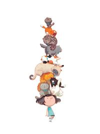 Did You Ever Walk With Ten Cats on Your Head? (1 of 1)
