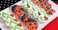 lady bug party ideas for Karli!!