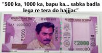 These 10 Memes On Demonetization Will Definitely Make You Laugh