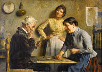Eugenio Zampighi - A Good Hand