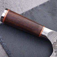 Chinese Cleaver Hand Forged Chef Knife Home Cooking Tool ILS380.00
