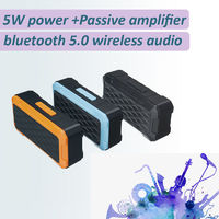 Portable Wireless bluetooth5.0 Speaker 65Hz-18KHz Music Player