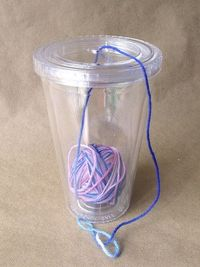 the perfect yarn bowl- gonna have to try this.... �œ��Š��•�Teresa Restegui http://www.pinterest.com/teretegui/�œ��Š��•�
