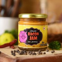 Buy Authentic Bacon Jam online in India from Qtrove. Qtrove offers authentic bacon jam at the best prices. Order Now!