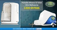 Portable Shower and Toilet hire Melbourne