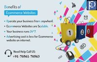 Ecommerce website is the major part of life these days because people want everything at one click. They need each and every facility at home. If you have any ecommerce website so can earn more through it. people more attract with sales (discount)...