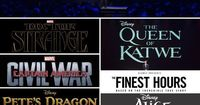 Disney, Marvel, and LucasFilm live action slate at D23 Expo w/ films Captain America Civil War, Star Wars, The Jungle Book, Alice Through the Looking Glass.