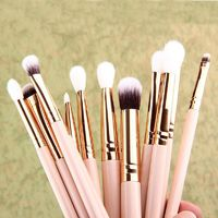 �Ÿ˜�12pcs /set Makeup Brushes Set Powder Foundation Eyeshadow Eyeliner Lip Brush Tool�Ÿ˜� $7.15