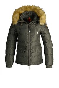 Parajumpers Grizzly Mens Down Jackets Anthracite parajumperslongbear.net