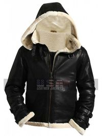 Aviator Black B3 Shearling Bomber Leather Jacket.jpg