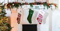 "HOW TO: Style a perfect holiday mantle. 1. Start with a garland of cedar. Smells great and adds life. 2. Pick out decor items that differ in height. 4. Place tall items on the outer edge and work in your different sized items from there creating a ""s..."
