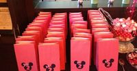 Minnie Mouse Party or easily could make them mickey for my guy.