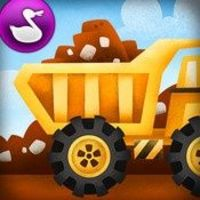 $1.99 Welcome to Trucks! Trucks includes 5 different activities: Soap and rinse a car in a carwash, drive a garbage truck, tow a car with a tow truck and fix a flat tire, dump dirt with a dump truck, and play with a car and truck parade. You'll see ...