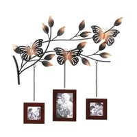 Butterfly Frames Wall Decor @The Lavender Lilac