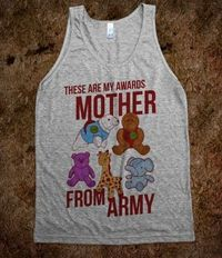 These Are My Awards, Mother (tank) #arresteddevelopment #buster #army