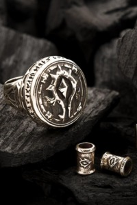 World of warcraft horde Ring by Khorth