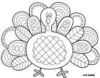 Free doodle coloring pages. These are SO NEAT and FREE!