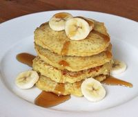 Best Brunch Practices: Quinoa Pancakes