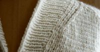 Back in the very early days of the Purl Bee when we had about a dozen readers, a quarter of whom were our mothers, we posted a pattern for a sweater that we called the Treeline Striped Cardigan. It has endured to this day, enjoying an active life on Ravel...