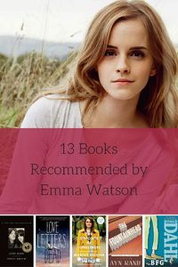 Emma reads everything from teen to contemporary fiction to beloved classics.