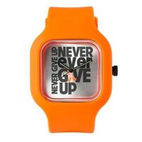 Leukemia Motto Watch