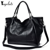 Large Capacity Women Clutch Leather Top-Handle Bag Ladies Single Shoulder Bags $59.80
